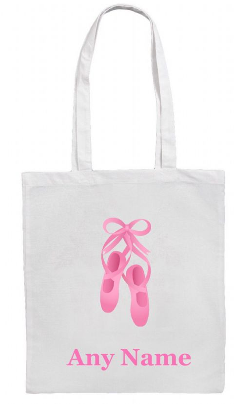 Ballet Shoes Shoulder Bag